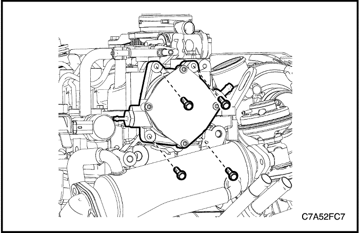 Timing Belt And Waterpump Replacement